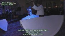 İstanbul Hilton Otel Düğün Salonu Sinan Topçu İstanbul İlahi Grubu Programı