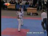 67kg bayanlar final Nur Tatar -Zeynep C. Gencay