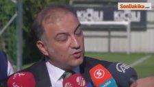 Fenerbahçe Yönetim Kurulu Üyesi Deniz Tolga Aytöre