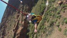 Gopro: 250ft Canyon Rope Swing - Gopro Bomb Squad