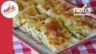 Su Böreği Tadında Makarna Böreği - Makarnadan Börek Yapımı