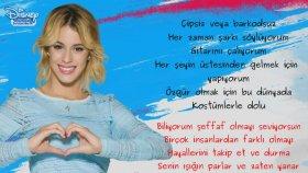 Martina Stoessel - Supercreativa (Türkçe Çeviri)