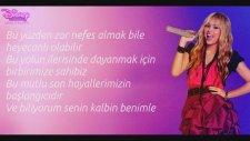 Miley Cyrus (Hannah Montana) - Wherever I Go (Türkçe Çeviri)