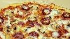 Gerçek İtalyan Pizza Tarifi - Pizza Hamuru Ve Sosu