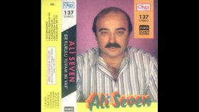 Ali Seven - Susmayın Dağlar