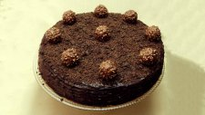 Muzlu Çikolatalı Yaş Pasta Tarifi - Pandispanyası Kreması
