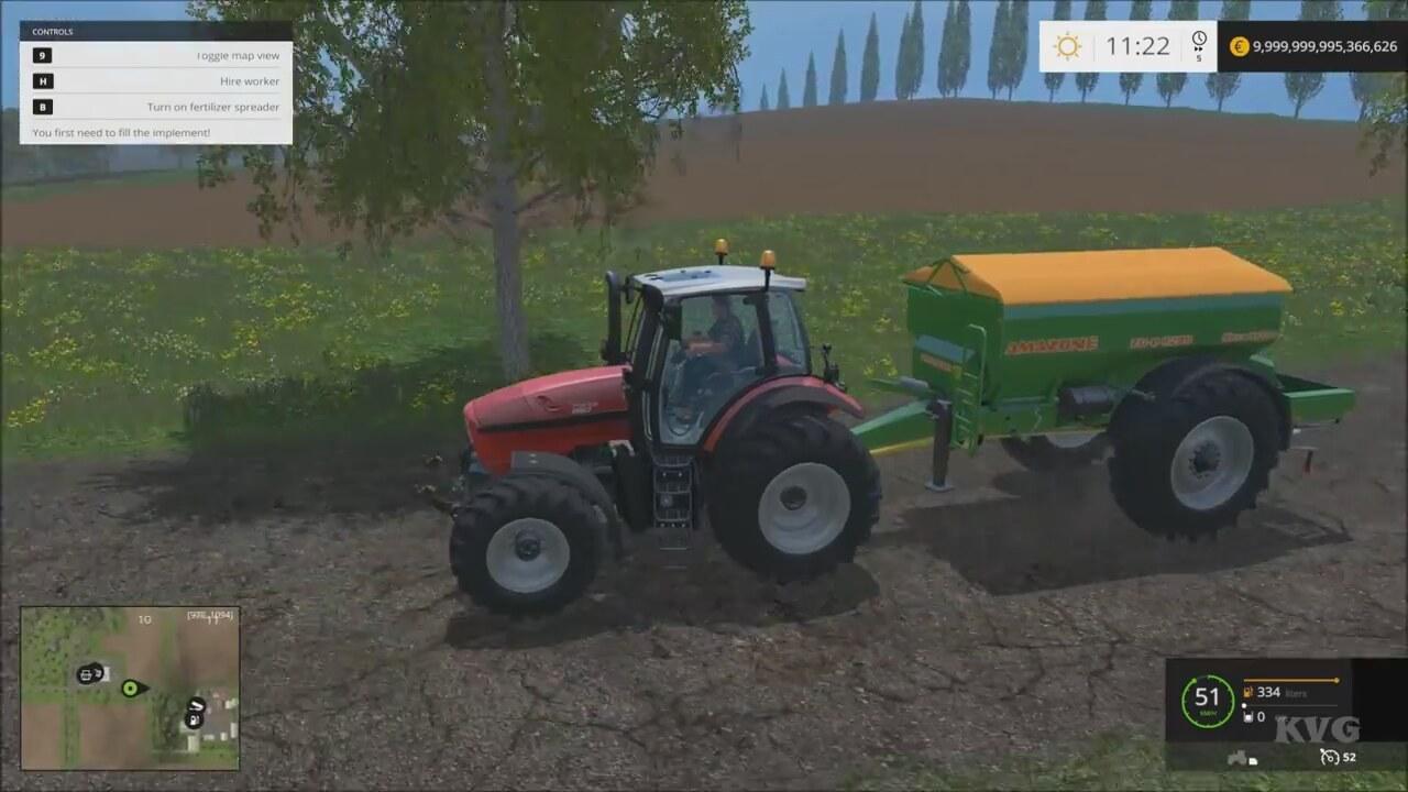 Farming simulator 2015 oynan videosu b l m 2