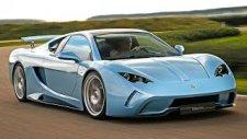 Vencer Sarthe Deneme Sürüşü - Hollanda'nın Yeni Süper Otomobili Ne Kadar İyi?