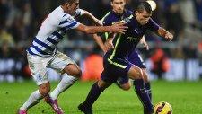 QPR 2-2 Manchester City - Maç Özeti (8.11.2014)