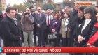 Eskişehir'de Ata'ya Saygı Nöbeti