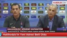 Halilhodzic, Trabzonsporlu Futbolcuya Patladı: Tam Bir Kalleş