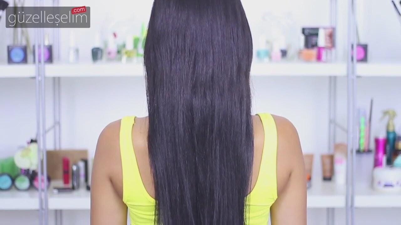 Saç uzatan doğal maskeler
