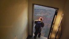 Evden Skydiving İle Alışverişe Gitmek - Freddie Wong