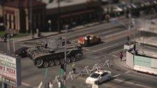 Tiny Tank Takeover - Mini Tanklar