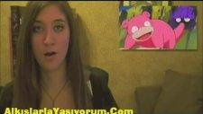 Bütün Pokemonların Seslerini Taklit Edebilen Sayko Kız