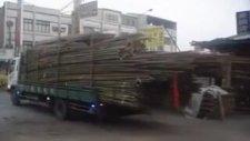 Çin İşi Kamyon Boşaltma Yöntemi