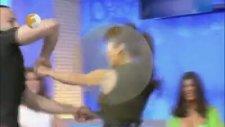 Dans Maksatıyla Kadını Mıncıklamak - Survivor Taner