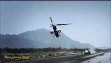 Yarış Yapayım Derken Helikopter Düşürmek