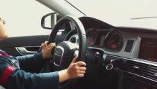 4 Yaşında Audi a6 3.0 tdi 240 hp Sürmek