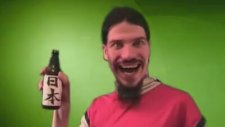 Beyin Yakan Japon Bira Reklamı