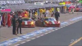 El Birliğiyle Ferrari Kazası Yapmak