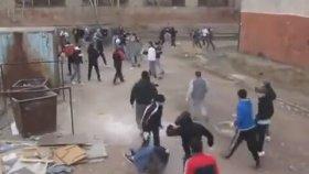 Moskova Endüstri Meslek & Toki Lisesi Dövüşleri