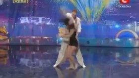 Akrobatik Çift Dansı - Ukrayna