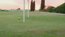 Kale Arkasından Gol Atmak - Lionel Messi