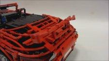 LEGO ile Porsche 911 yapmak