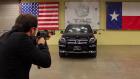 Mercedes'in Kurşun Geçirmezlik Özelliğini Test Etme