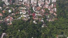 Rio'da Wingsuit Yapmak (Cristo Redentor)