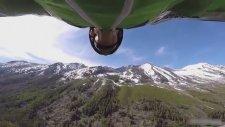 Adrenalin Dolu 10 Çılgın 'Wingsuit' Uçuşu!