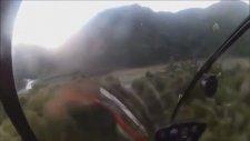 Helikopterden Silahla Geyik Avlamak