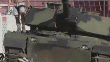 Tank Namlusuyla Subliminal Mesaj Vermek - Dan Bilzerian