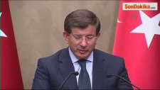 Başbakan Davutoğlu, Avustralya'ya Gitti