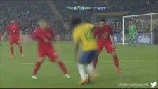 Türkiye-Brezilya Süper Çalım Willian'dan