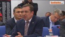 Milletvekilleri Müslim Sarı İle Fatih Şahin Arasında