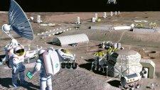 Ay'a Ev Kurup Astronot Göndermek - ESA