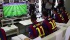 Barcelonalı Oyuncuların Fıfa Keyfi! Neymar, Messi, Pique...