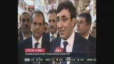 Kalkınma Bakanı Cevdet Yılmaz İstanbul'da Düzenlenen Bingöl Günleri'nin Açılışına Katıldı