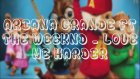 Love Me Harder - Ariana Grande Ft The Weeknd (Chipmunk Version)
