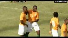 Sierra Leone 1-5 Fildişi Sahili Maç Özeti (14.11.2014)