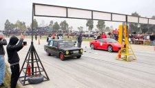 Ferrari'yi Geride Bırakan Murat 131