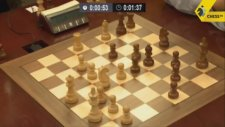 Anand Vs Carlsen - 2013 Tal Memorial Blitz Chess