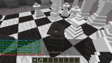 Minecraft Mod Showcase: Mınechess Mod - Chess In Mınecraft!!!