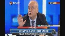 Ahmet Çakar'ın Aziz Yıldırım'a ''Sen Kimsin Ulan!'' Demesi