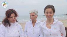Gidiyoruz Festivale Roportaj Kutluay Ailesi Yoga Academy Tv