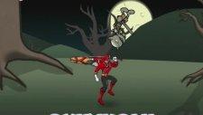 Power Rangers Goblinlere Karşı Oyunu Nasıl Oynanır