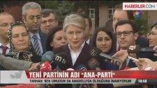 Tarhan'ın Anadolu Partisi Kapatılabilir!