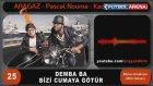 Demba Ba'ya Efsane Şiir! 'bizi Cumaya Götür'